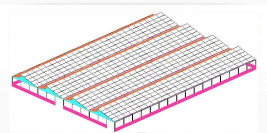 Progettazione serre fotovoltaiche